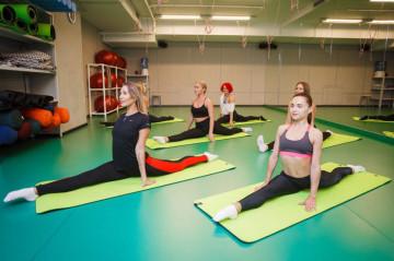Групповые занятия в фитнес клубе для мужчин ситуация с клубами в москве