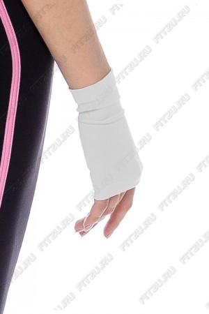 Рукава короткие | Перчатки белые