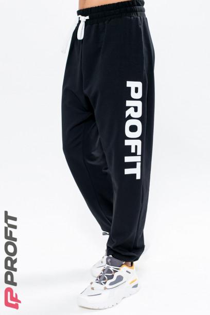 Широкие спортивные штаны bpm.011.01