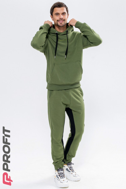 Спортивный костюм с начесом ksm.011.27
