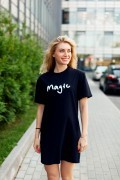 "Платье-футболка ""Magic"" pl.020.01"